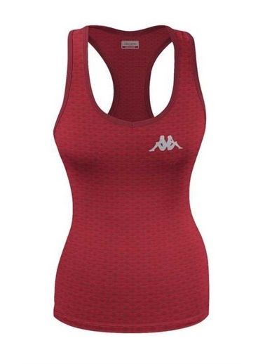 Kappa Kadın Atlet Bıll  Kırmızı